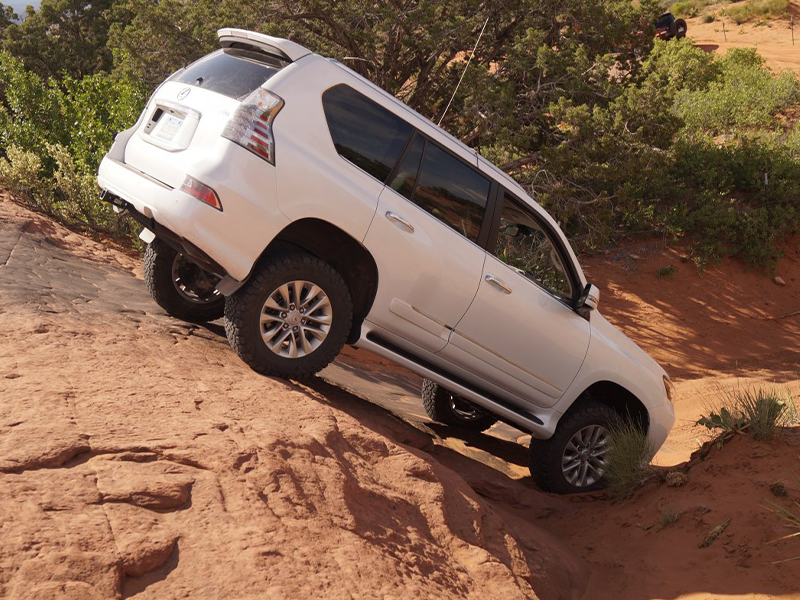 We bought a Lexus GX460 to create the perfect family